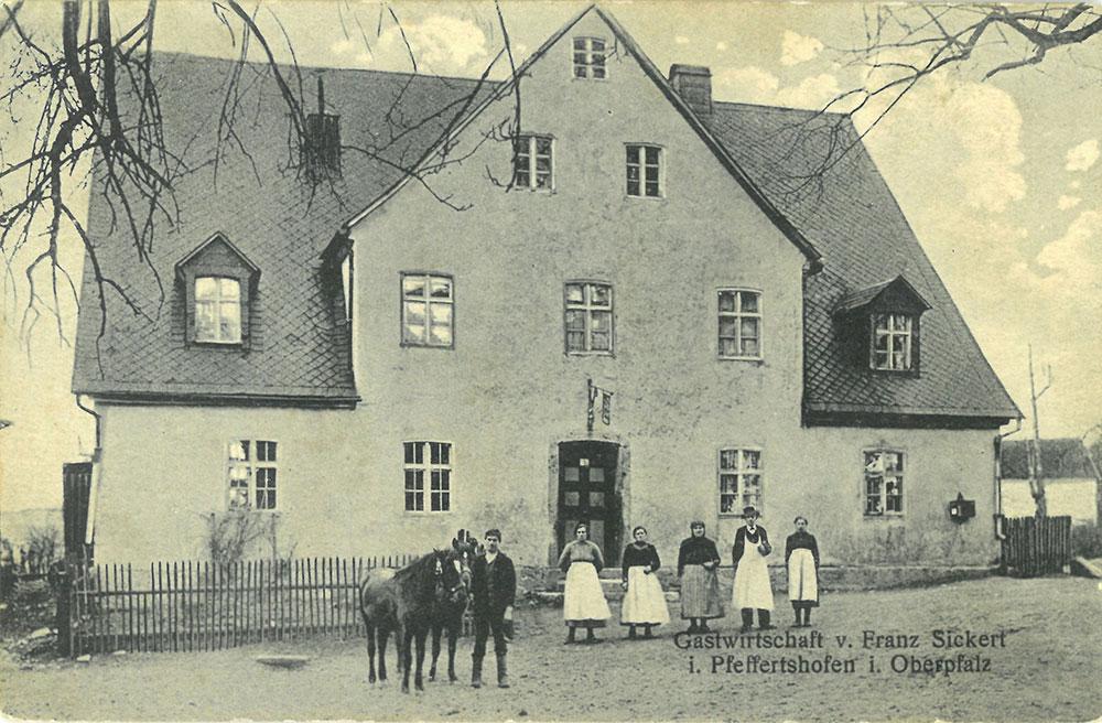 18. Jahrhundert - Gasthof zum Hirschen