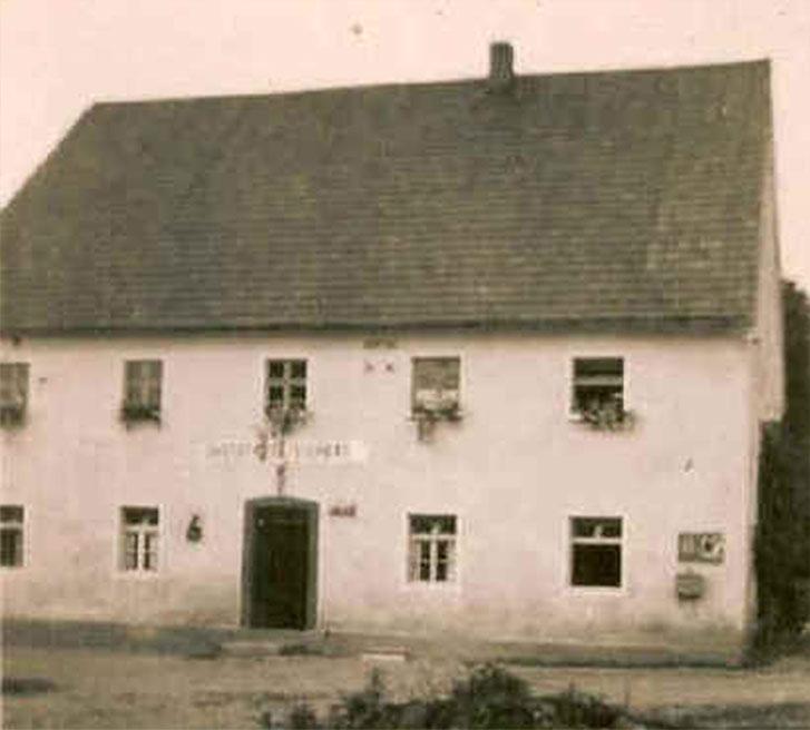 1902 - Gasthof zum Hirschen