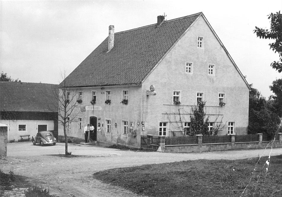 1945 - Gasthof zum Hirschen