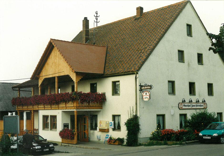 1992 - Gasthof zum Hirschen