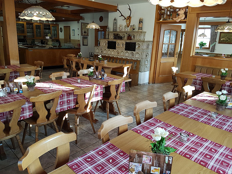 Wirtsstube - Gasthof zum Hirschen