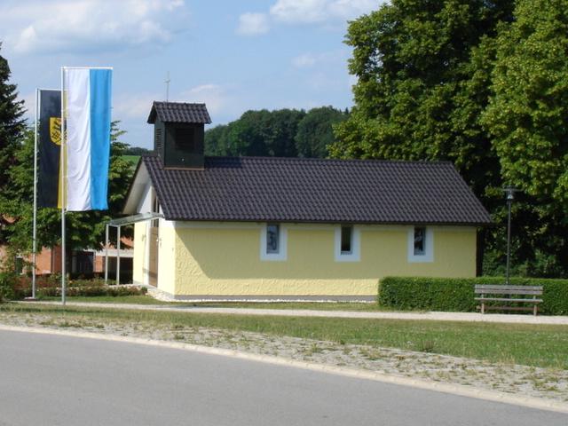 Kapelle - Gasthof zum Hirschen